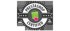 Prestashop zertifiziert